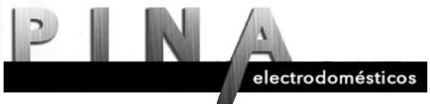 Logo PINA ELECTRODOMÉSTICOS